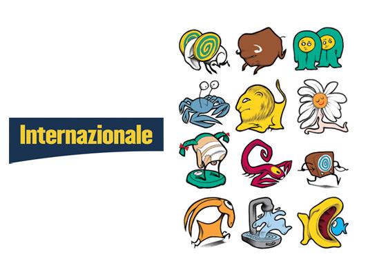 Oroscopo dell'Internazionale logo
