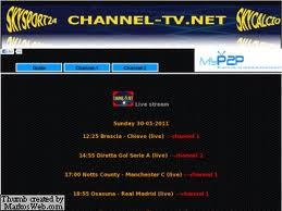 CHANNEL-TV.net logo